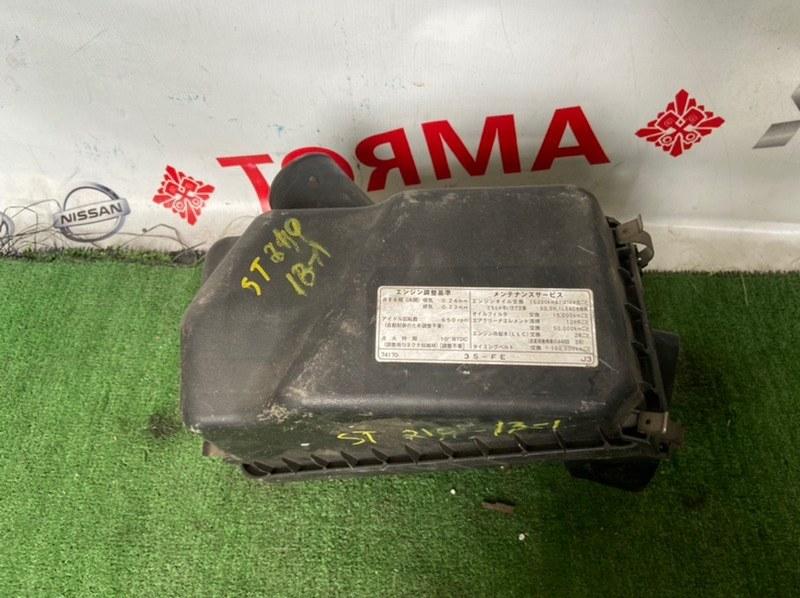 Корпус воздушного фильтра Toyota Carina AT210 3S-FE
