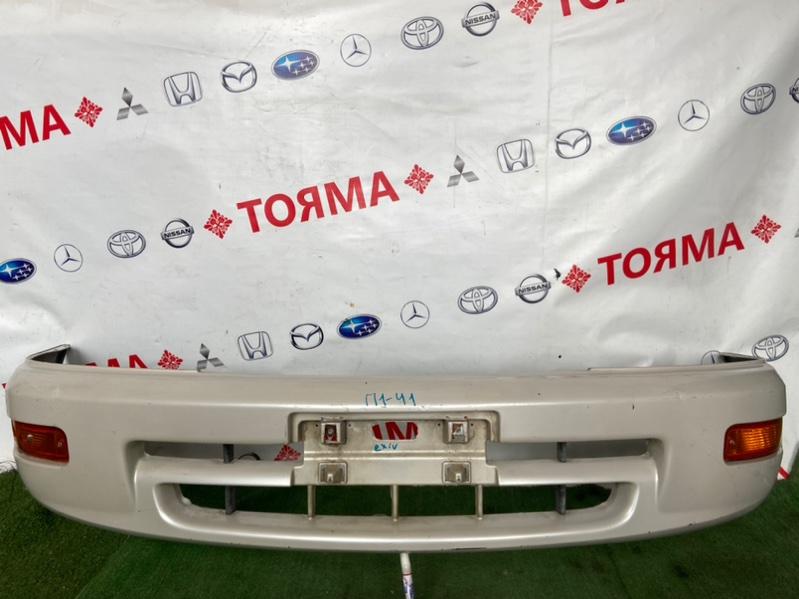 Бампер Toyota Corona Exiv ST200 4S 1995.08 передний
