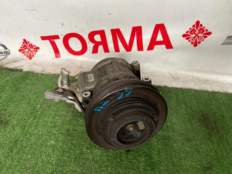 Компрессор кондиционера Toyota Carina AT211 7A