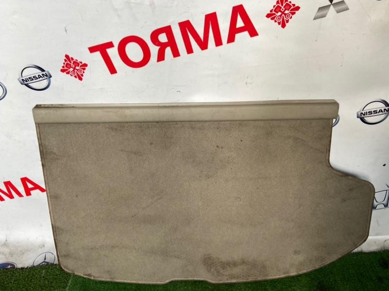 Обшивка багажника Toyota Ist NCP60