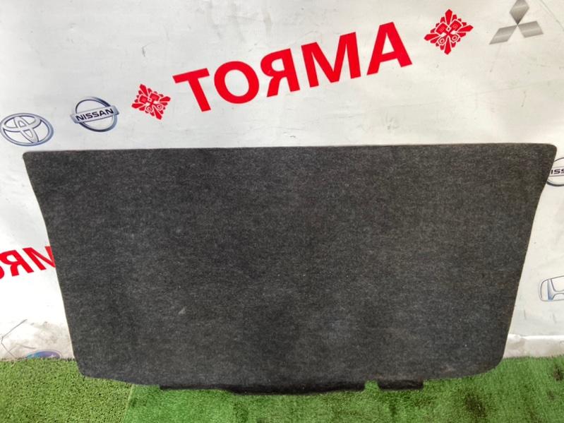 Обшивка багажника Nissan March K13