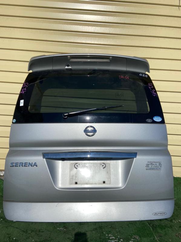 Дверь 5-я Nissan Serena C25