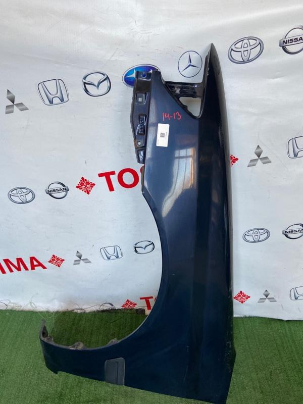 Крыло Toyota Corona Premio AT210 переднее левое