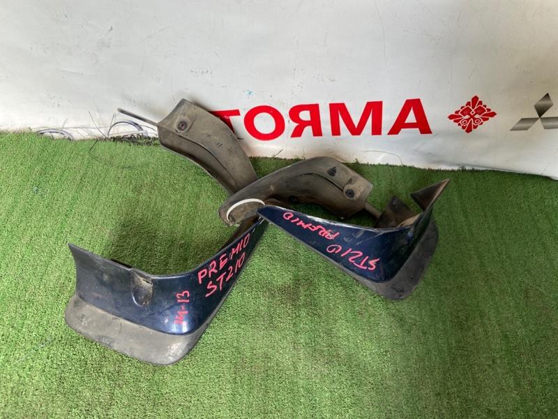Брызговики комплект Toyota Corona Premio AT210