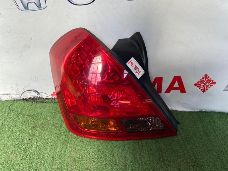 Фонарь Nissan Teana J31 левый