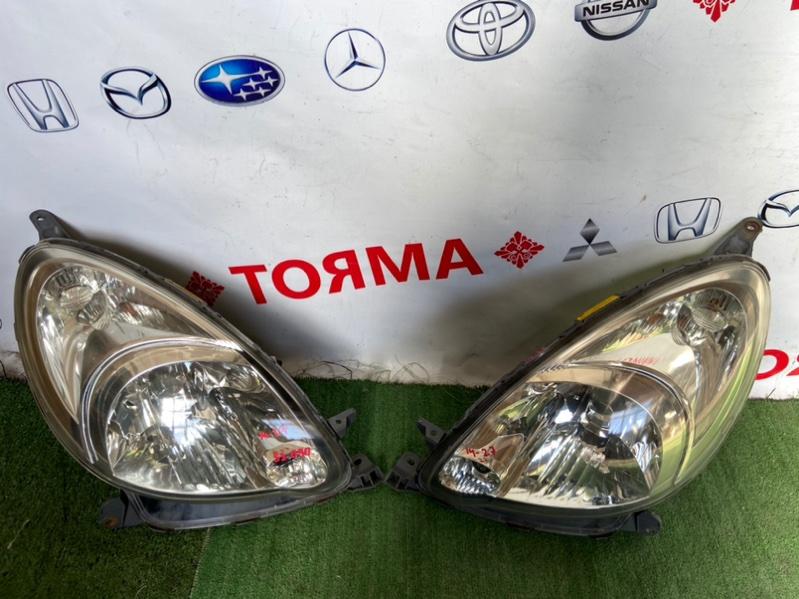Фара Toyota Funcargo NCP20 левая