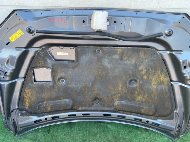 Обшивка капота Mitsubishi Galant Fortis CX1A
