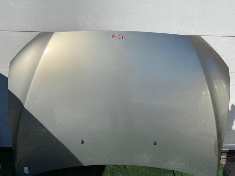 Капот Mitsubishi Galant Fortis CX1A