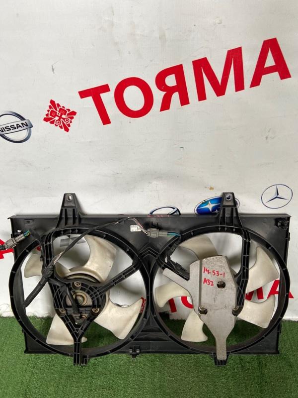 Диффузор радиатора Nissan Cefiro A32 VQ20-DE