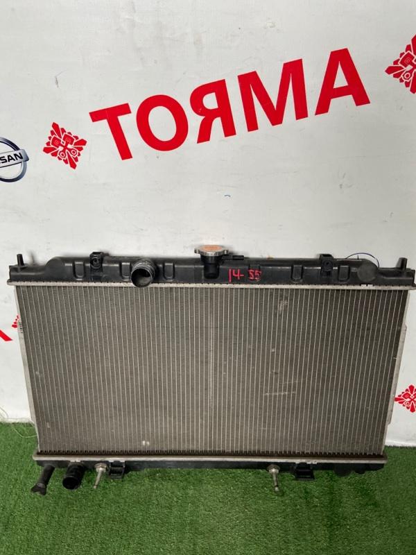 Радиатор основной Nissan Primera P12E QR20-DE