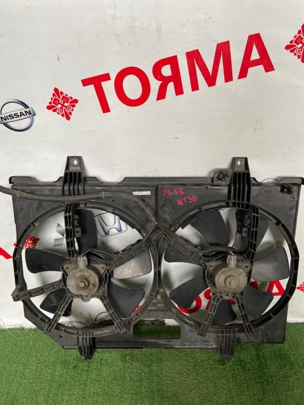 Диффузор радиатора Nissan X-Trail NT30 QR20
