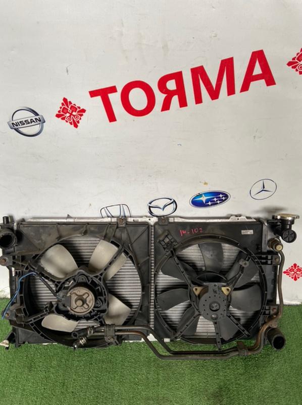 Радиатор основной Mazda Capella GW8W