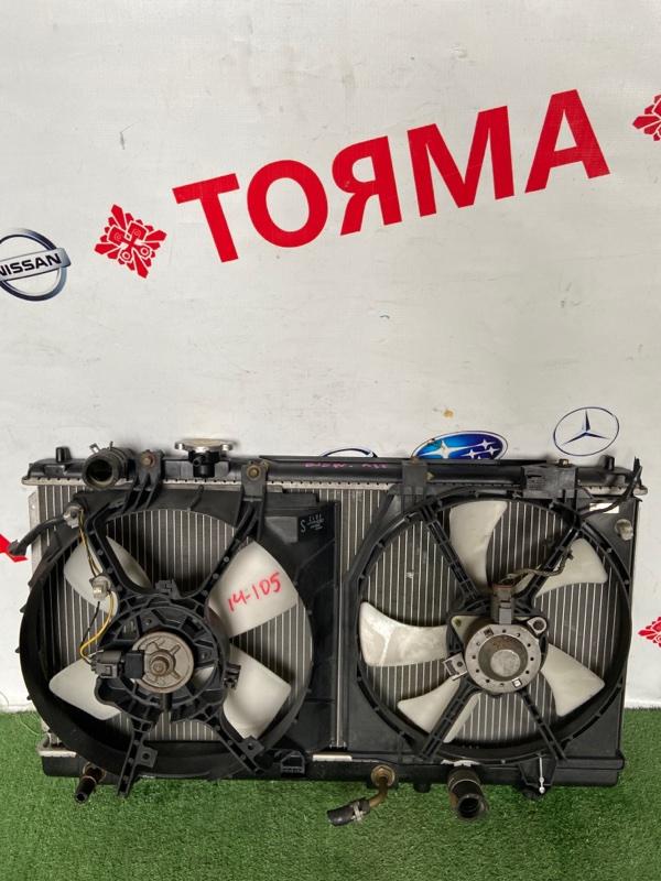 Радиатор основной Mazda Familia BJ5W