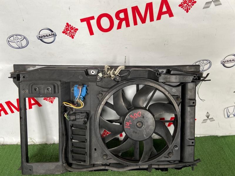Диффузор радиатора Peugeot 308 4A EP6DT