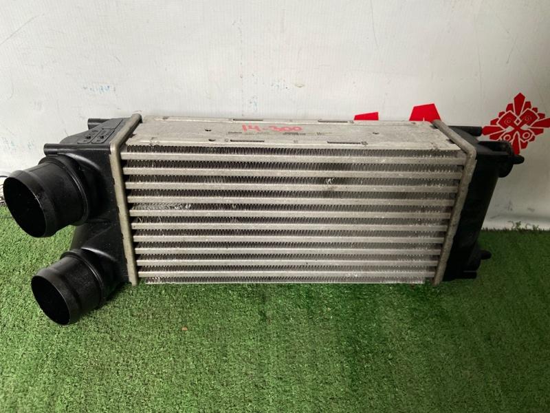 Радиатор гур Peugeot 308