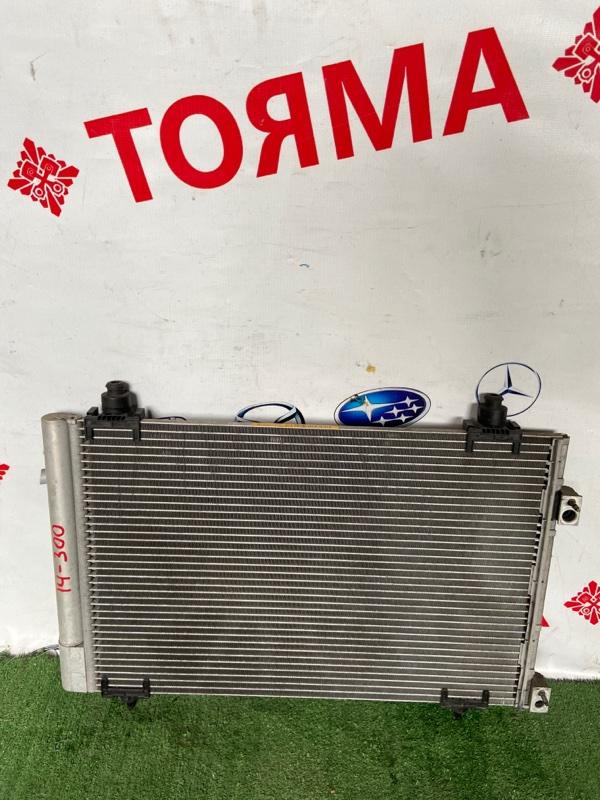 Радиатор кондиционера Peugeot 308 4A EP6DT