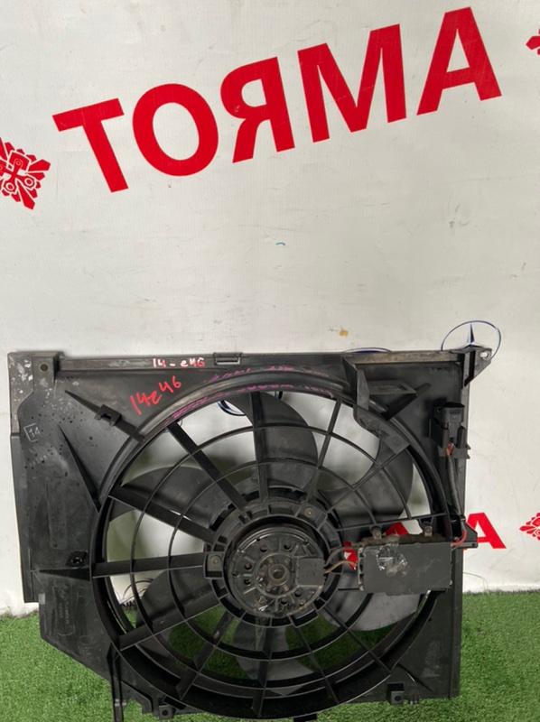 Диффузор радиатора Bmw 3-Series E46 М43 12/2000
