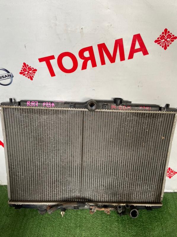 Радиатор основной Honda Odyssey RA6