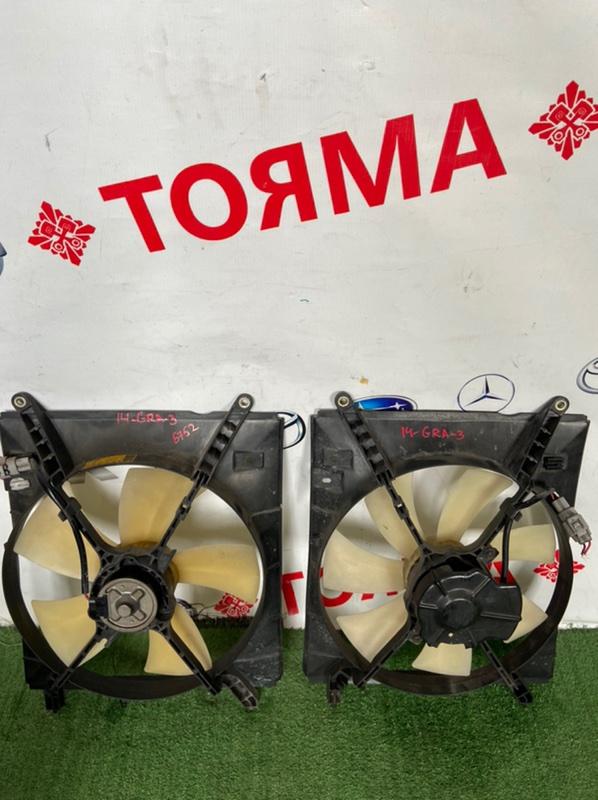 Диффузор радиатора Toyota Camry Gracia SXV20