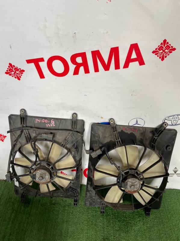 Диффузор радиатора Honda Odyssey RA7