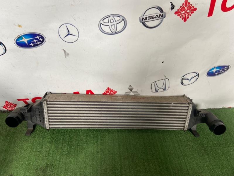 Радиатор интеркулера Mercedes Cla-Class C117
