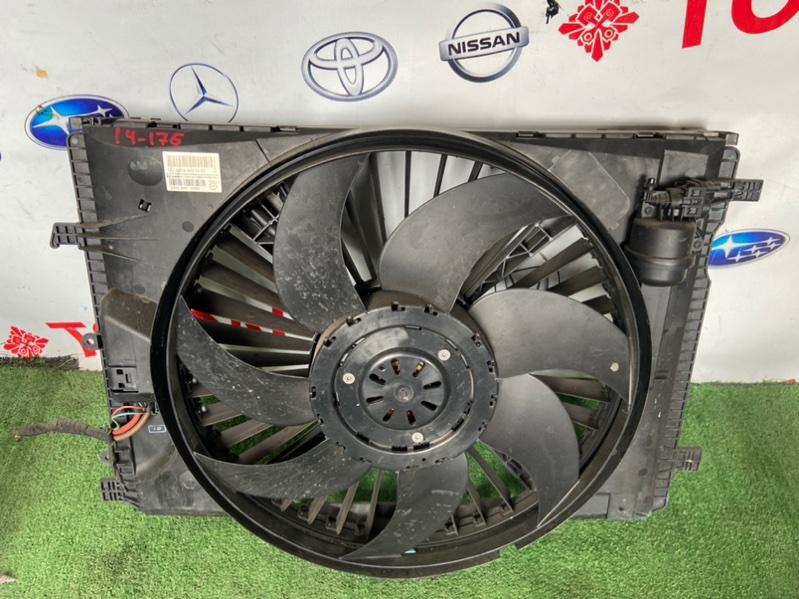 Диффузор радиатора Mercedes A-Class W176
