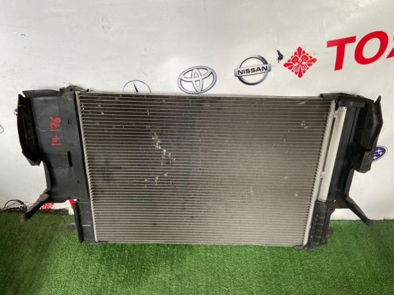 Радиатор кондиционера Mercedes Cla-Class C117