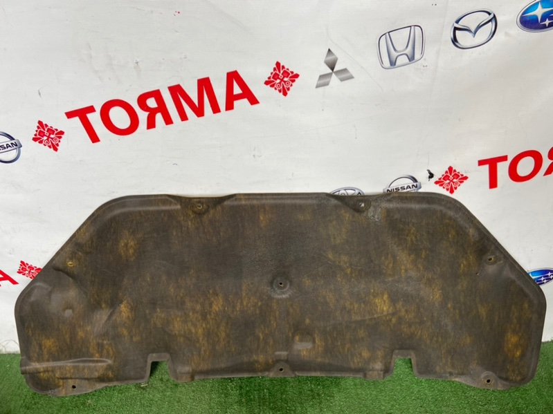 Обшивка капота Toyota Rav4 ACA20