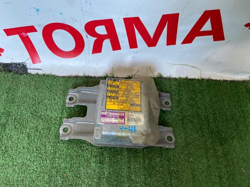 Блок управления airbag Toyota Curren ST200 4S