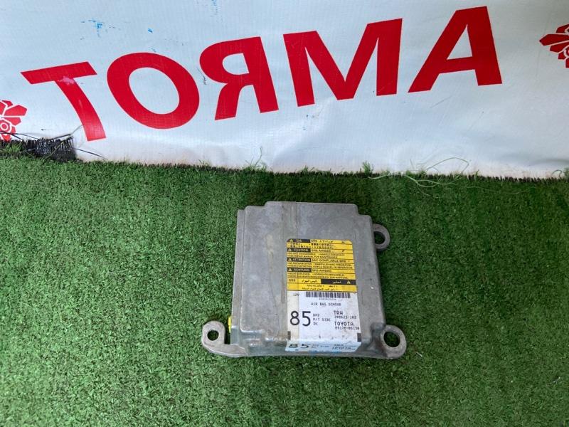 Блок управления airbag Toyota Avensis AZT250 1AZ 2004