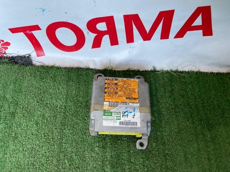Блок управления airbag Toyota Spacio NZE121 1NZ