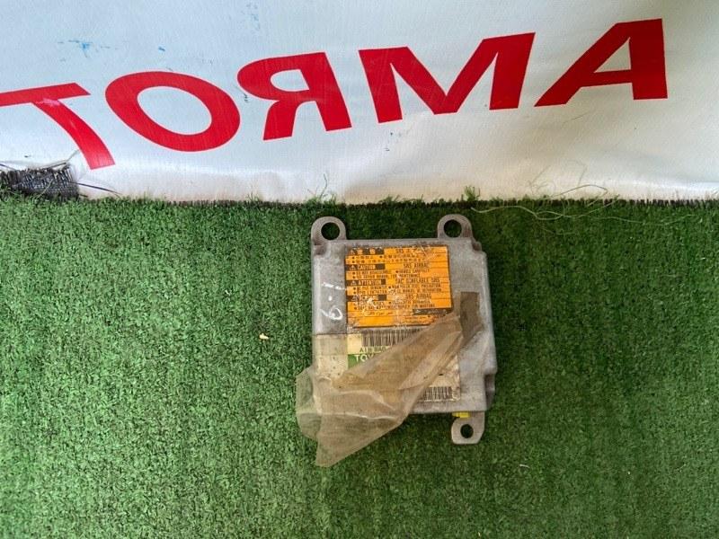 Блок управления airbag Toyota Spacio NZE121 1NZ 2002