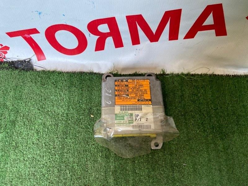 Блок управления airbag Toyota Spacio NZE121 1ZZ