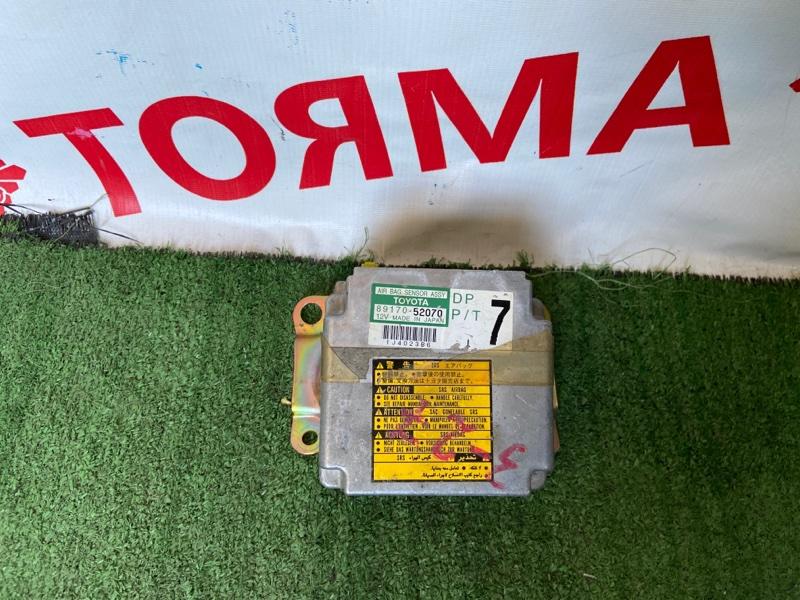 Блок управления airbag Toyota Platz NCP12 1NZ