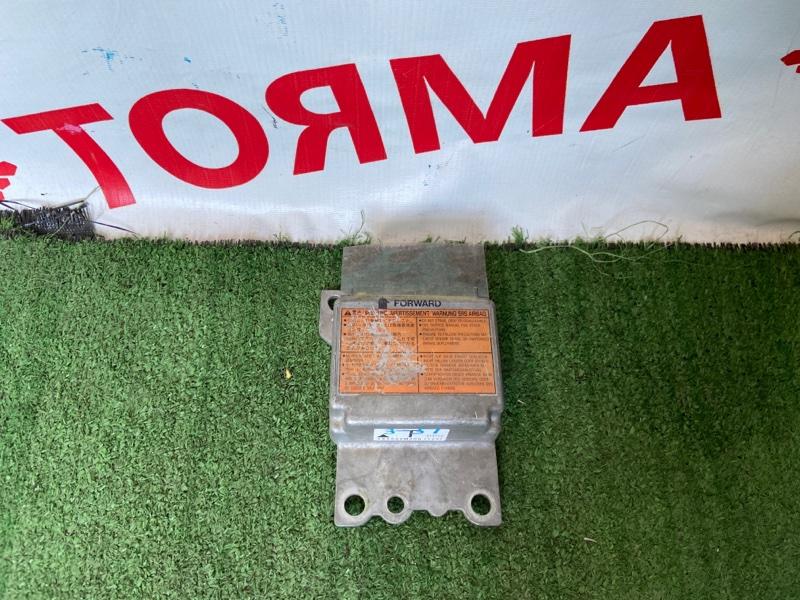 Блок управления airbag Nissan Sunny B15 QG15
