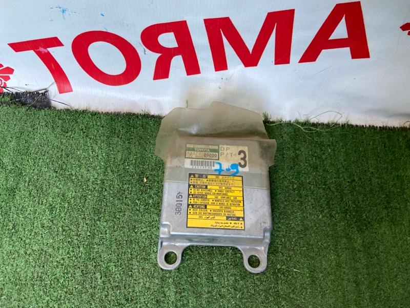 Блок управления airbag Toyota Premio AZT240 1ZZ 2003
