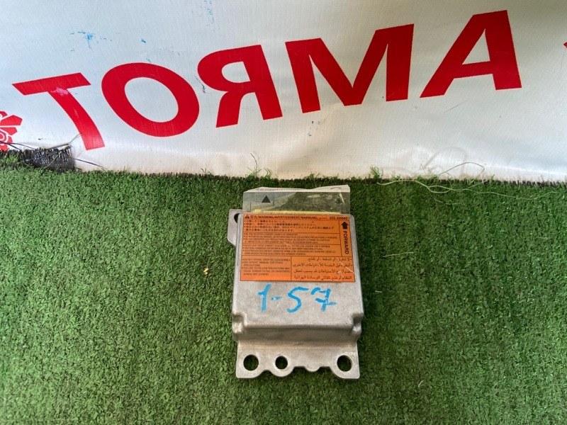 Блок управления airbag Nissan Tiida C11 HR15