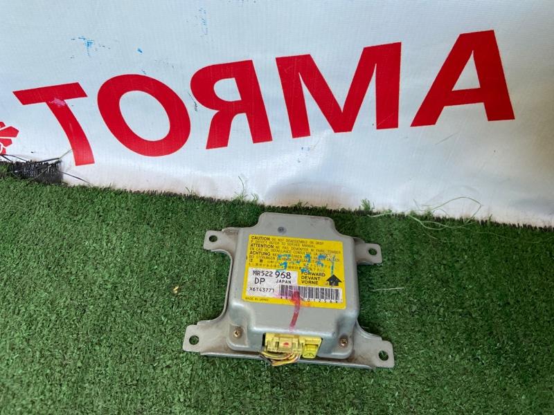 Блок управления airbag Mitsubishi Legnum EA3A 4G94