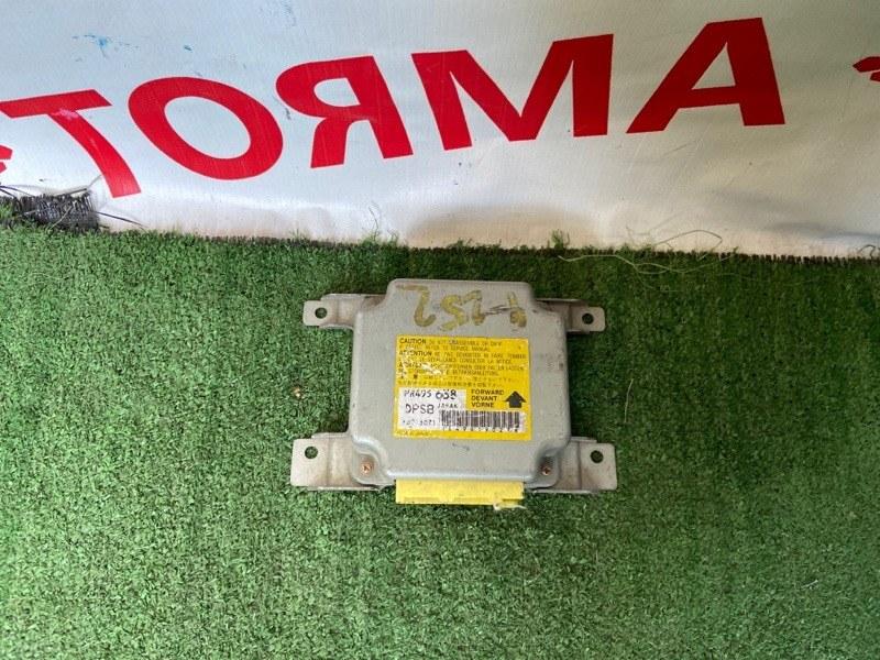 Блок управления airbag Mitsubishi Diamante F31A 6G73