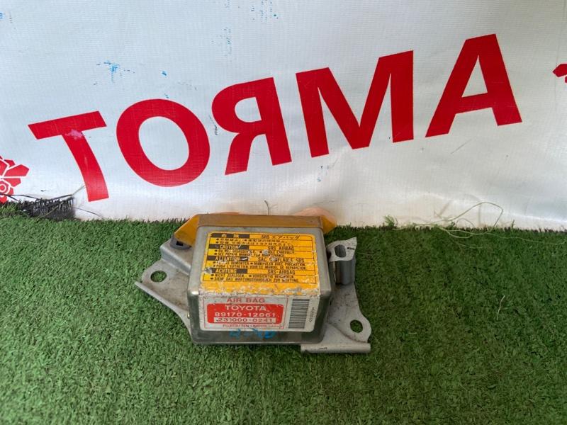 Блок управления airbag Toyota Corolla AE110 5A