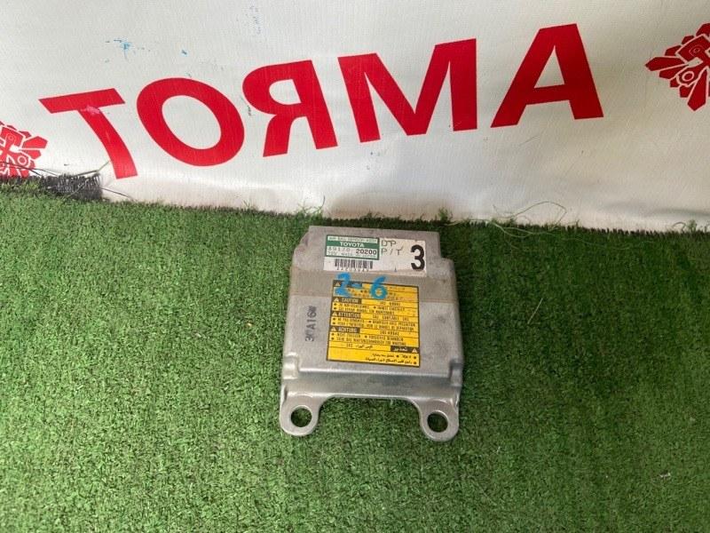 Блок управления airbag Toyota Premio AZT240