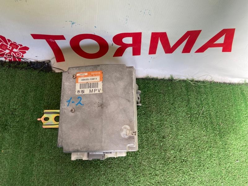 Блок управления рулевой рейкой Toyota Spacio NZE121 1NZ