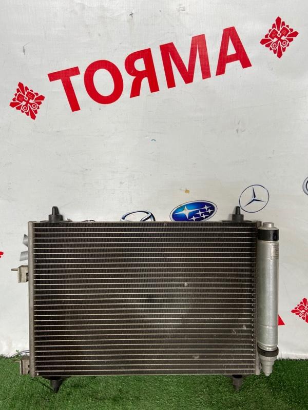 Радиатор кондиционера Peugeot 307 307 T5NFU 2003