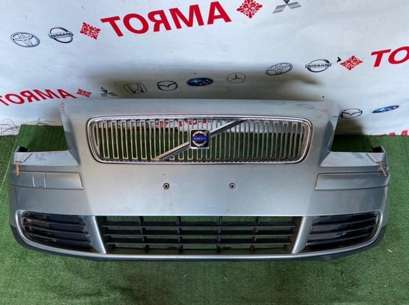 Бампер Volvo V50 передний