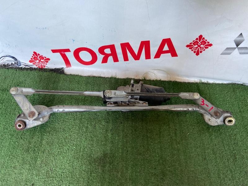 Мотор дворников Toyota Corolla NZE121 1NZ 2001