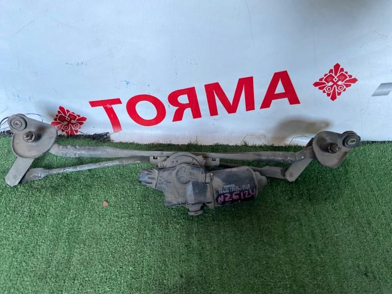 Мотор дворников Toyota Corolla NZE124 1NZ 2000