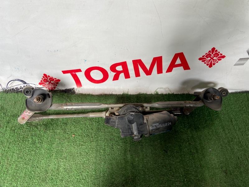 Мотор дворников Toyota Probox NCP58 1NZ