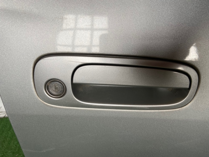 Ручка двери внешняя Toyota Corolla AE110 передняя правая