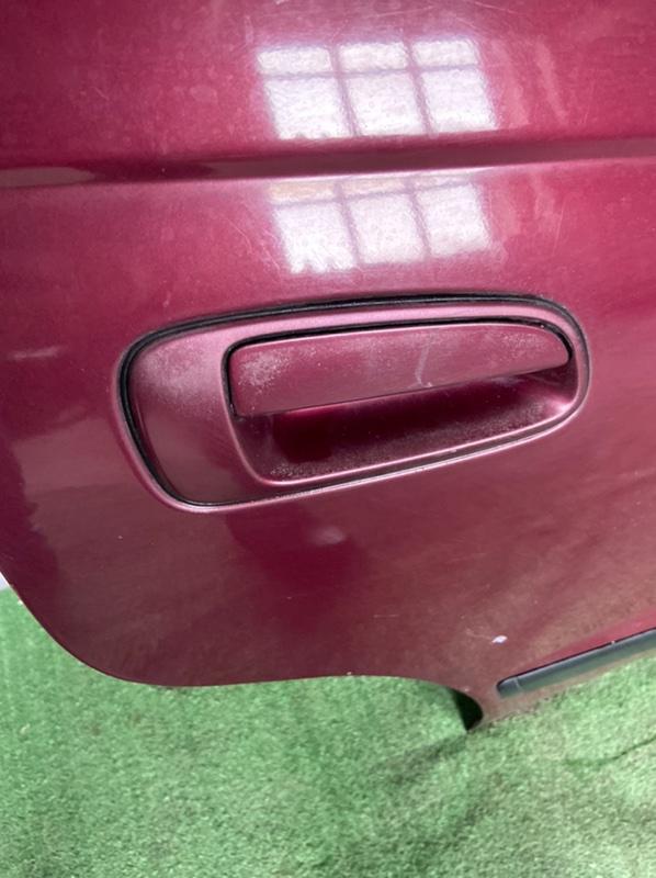 Ручка двери внешняя Toyota Caldina AT191 задняя правая