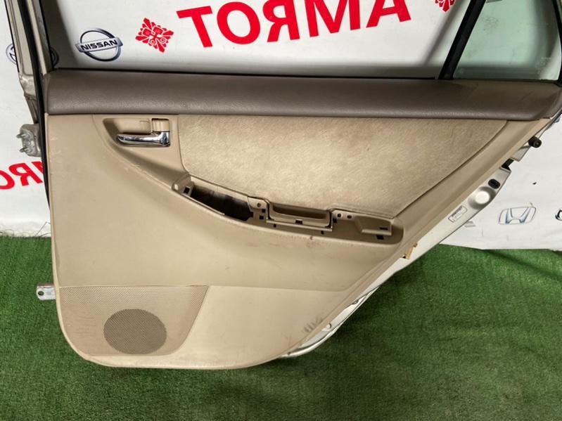 Обшивка дверей Toyota Corolla CDE120 задняя правая